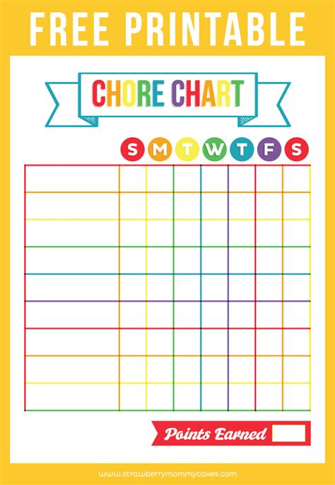 printable toddler chore chart free printable chore chart printable crush