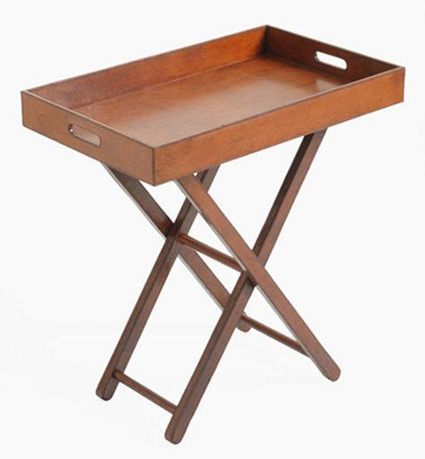 leather accent table 17 best images about trays on pinterest warsaw trays