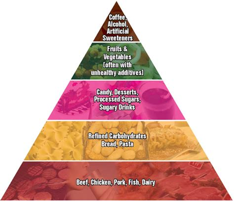 carbohydrates jingle food pyramid the gary null