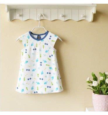 Boyset Sb Stripe Blue Kaos Celana and bab cotton dress small fish sadinashop gaun cantik untuk bayi dan anak
