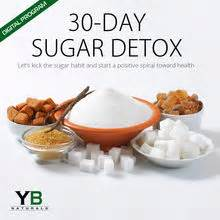 8 Day Sugar Detox by Yogabody Naturals Store Nutrition Props More