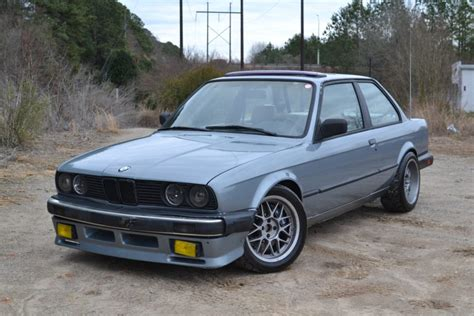 1985 Bmw 318i by Ls1 Powered 1985 Bmw 318i 6 Speed For Sale On Bat Auctions