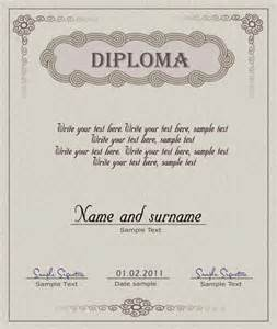 diploma certificate template diploma certificate and coupon template