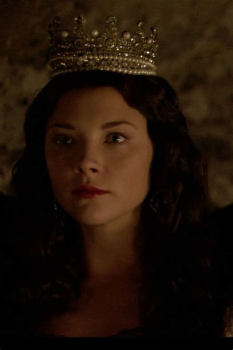 Natalie Dormer In The Tudors Natalie Dormer As Boleyn In The Tudors Season 2