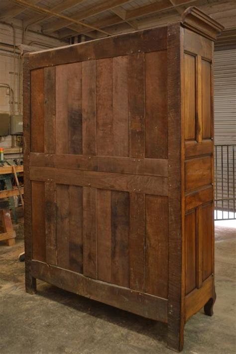 large armoire for sale large louis xv armoire in walnut for sale at 1stdibs