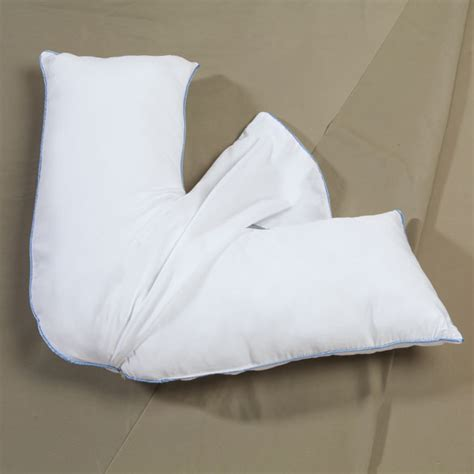 Shaped Pillow Shopping by L Shaped Pillow Cover Bedding Accessories Shop By