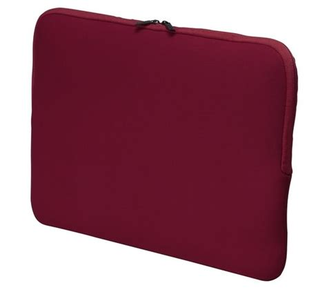 buy logik l15nre11 15 6 quot laptop sleeve red free