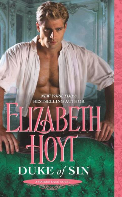 Novel By Elizabeth Hoyt duke of maiden series 10 by elizabeth hoyt paperback barnes noble 174