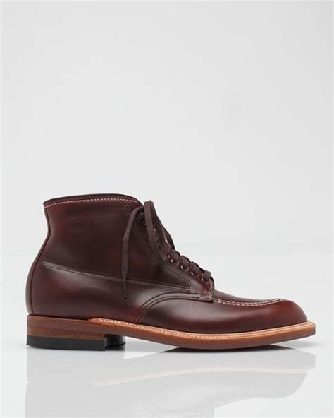 alden indy boot need supply co indy boot chromexcel in brown for lyst