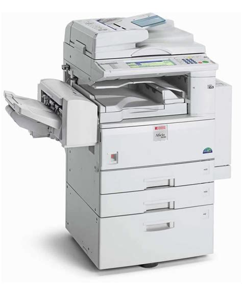the best mp ricoh aficio mp 5000 refurbished ricoh copiers copier1