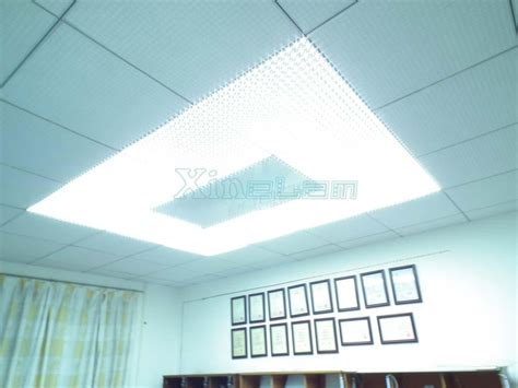 Aluminum Led Ceiling Panel Light 3mm Slim Waterproof Rx Light Ceiling Panels