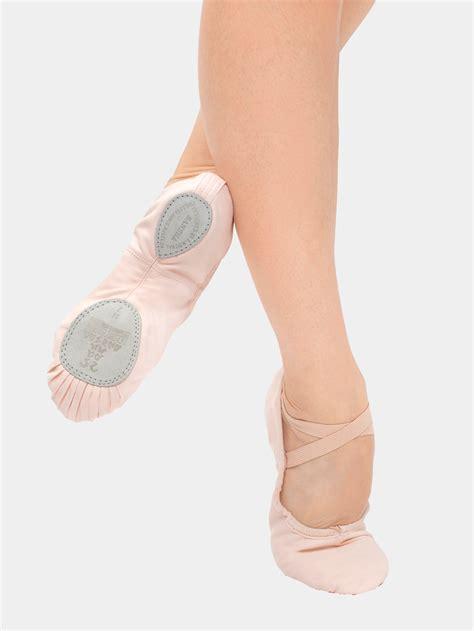canvas ballet slippers free shipping entrechat split sole canvas ballet