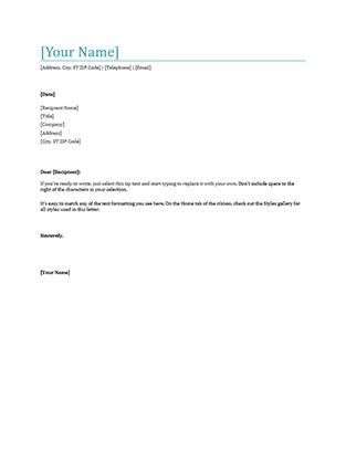 Personal Letterhead Template Microsoft Word Theveliger Personal Letterhead Templates Free
