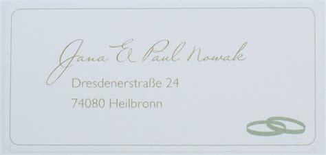 Aufkleber Briefumschlag Hochzeit by Briefsiegel Siegel Aufkleber Adressetiketten F 252 R