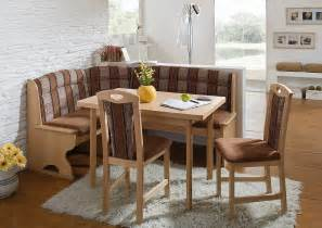 Kitchen Tables With Bench Corner Bench Kitchen Table Set A Kitchen And Dining Nook Homesfeed
