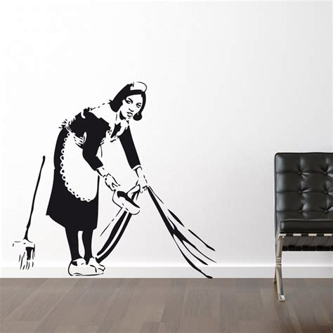 banksy wall stickers banksy wall sticker wall chimp uk