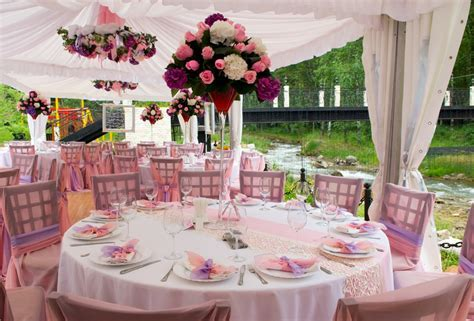 Garden Wedding Design Ideas   Top 3 Summer Wedding Theme Id