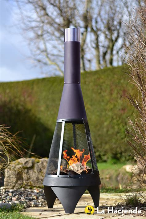Cheap Pits And Chimineas Stylish Affordable Garden Accessories By La Hacienda