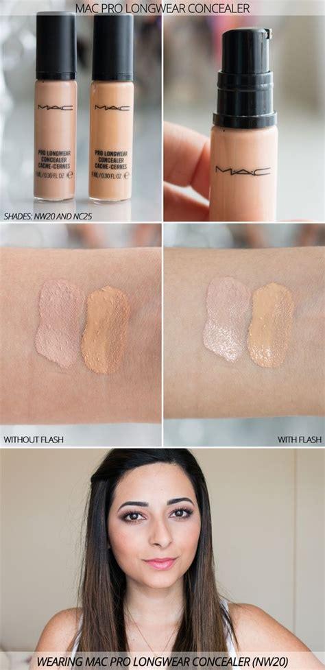 Mac Pro Longwear Concealer mac pro longwear concealer in nw20 and nc25 makeup