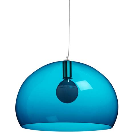 Blue Ceiling Lights Kartell Fly Ceiling Light Blue Review Compare Prices Buy