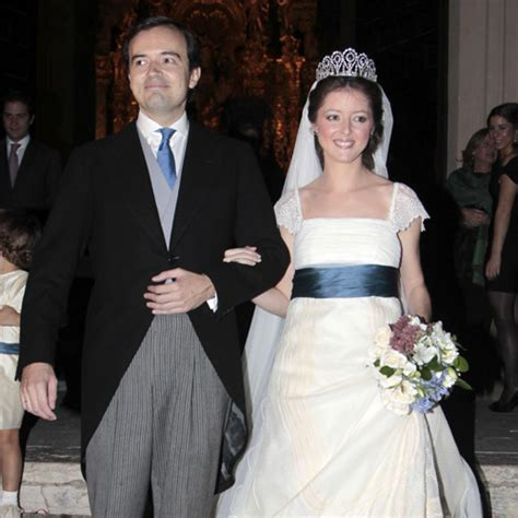 Florence Savoia 180 el duque de hu 233 scar asiste con su hijo fernando a la boda
