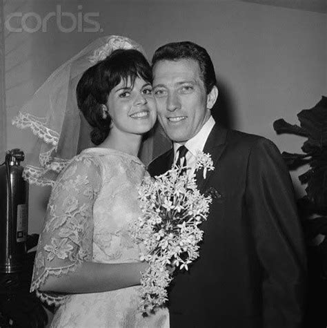 claudine longet marriage andy williams and claudine longet 15 december 1961 in los