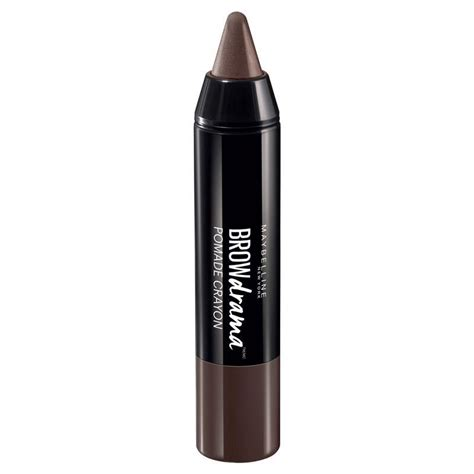 Maybelline Crayon Eyebrow buy maybelline brow drama crayon brown at chemist warehouse 174