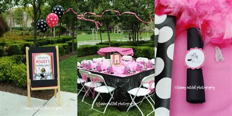Pink And Black Birthday Decorations by Pink And Black Decorations 23 Cool Wallpaper