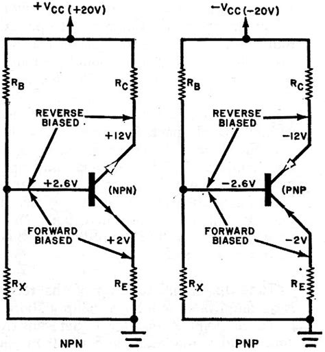 npn transistor forward bias transistor selection guide for experimenters june 1974