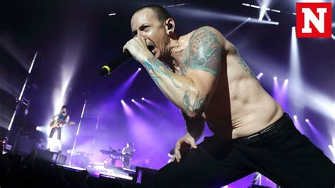 Gamis Bennington linkin park cancel american tour after chester