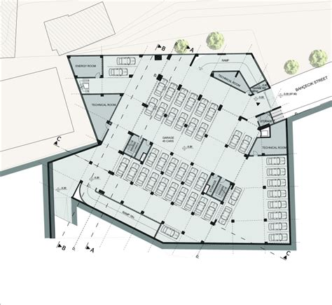 Floor Plan Of A Mosque by Man 231 O Architects Halide Edip Adivar Mosque