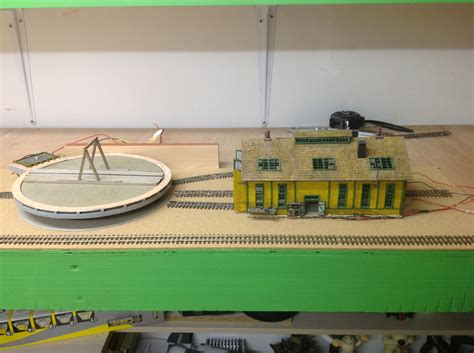 layout update model brian s layout update model railway layouts plansmodel