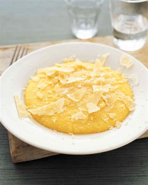 polenta cutouts recipe dishmaps