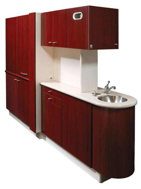 Dental Cabinet by Center Island Twelve O