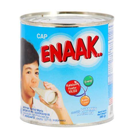 Kental Manis Dairy Ch Kental Manis Putih Cap Enak 385gr