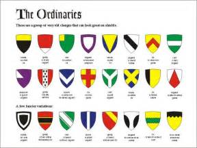 coat of arms color meanings exle sheet from heraldry day vbs 2013