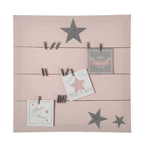 cornice multipla cornice multipla rosa in tela 45 x 45 cm pastel maisons
