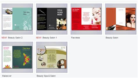 3 free beauty salon flyer templates af templates