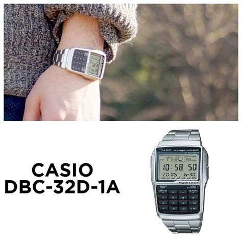 Casio Databank Dbc 32d 1a 楽天市場 casio data bank カシオ データバンク dbc 32d 1a 腕時計 メンズ レディース