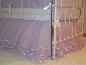1000 ideas about tulle crib skirts on crib