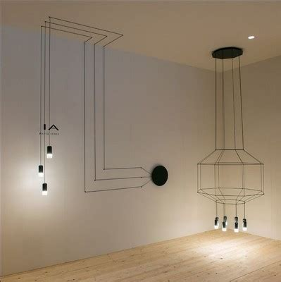 luminaire 3 suspensions suspension luminaire picture more detailed picture about 3 6 heads modern cable hanging light