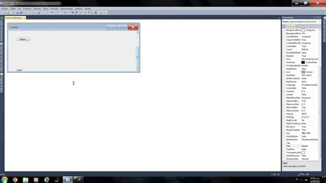 tutorial visual basic 2010 youtube tutorial como hacer un scrollbar muy f 225 cil en visual