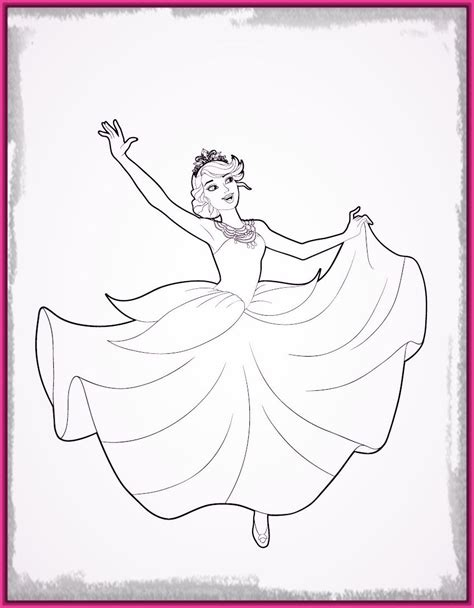 imagenes para dibujar y imprimir dibujos de barbie pulgarcita para colorear e imprimir