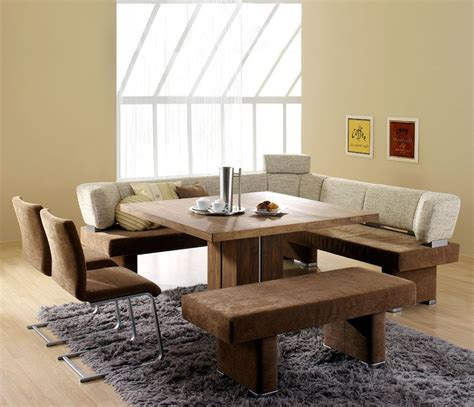 bench style dining table modern bench style dining table set ideas homesfeed