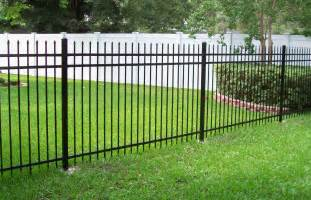 Decorative metal fences and gates 1426 183 951