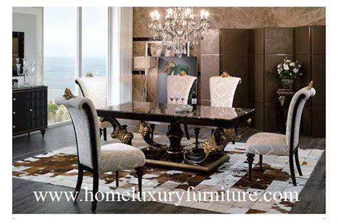 Italian Style Dining Table And Chairs Wood Furniture Dining Table And Chairs Dining Room Furniture Italy Style Table Tn 005m