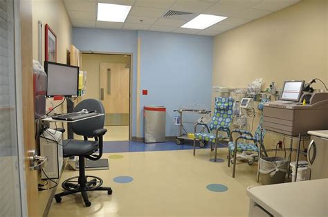 emergency room triage triage room in the emergency center