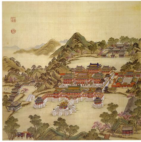 Zhu Garden Knoxville by Asian Art Exam 2 Art History 183 With Geng At University