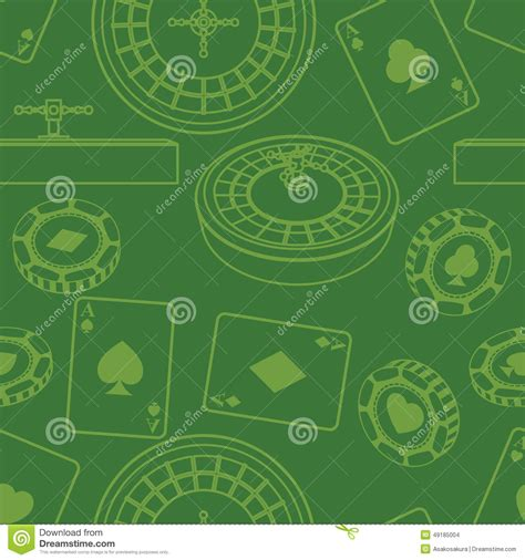 2 color pattern vector seamless casino pattern stock vector image 49185004