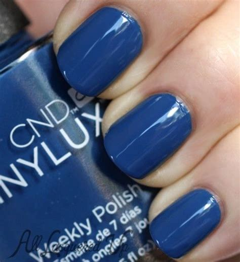 Best Mercier Nail Lacquer by Cnd Vinylux Weekly Nail Review Swatches
